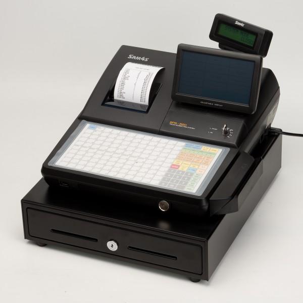 electronic cash register sam4s sps 500. Black Bedroom Furniture Sets. Home Design Ideas