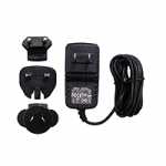 Power Supply Unit 5V/2A Outlet, AC100-240V,  with 4 plugs.